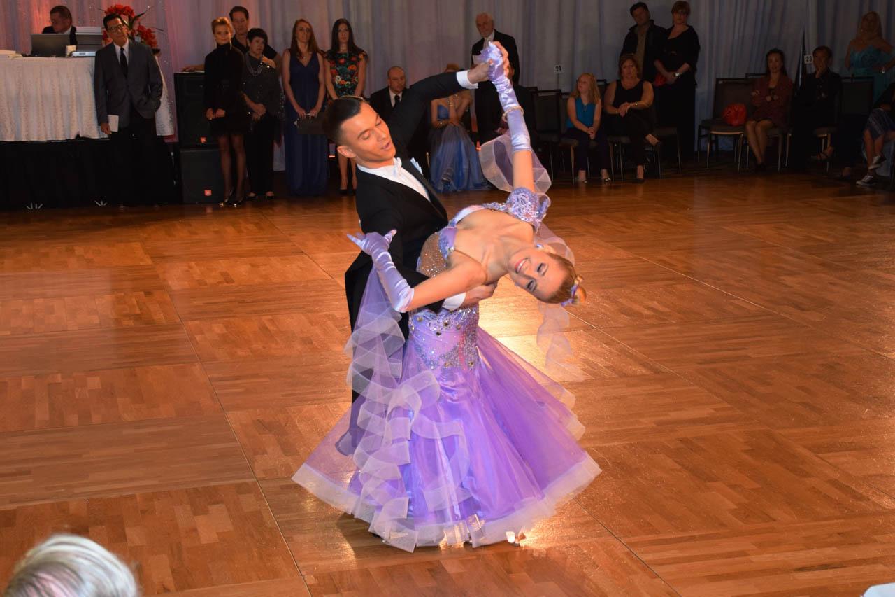 1st Place Rising Star Ballroom:<br>Stefano Di Brino &amp; Bianka Zubrowska
